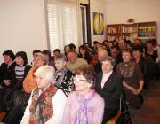A KMKSZ Munkácsi Középszintű Szervezetének küldöttgyűlése