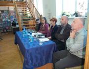 Dragomán György, Szabó T. Anna, Budai Katalin, Visky András és Láng Zsolt