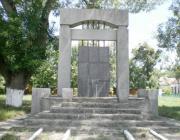 A II. világháború és a sztálinizmus áldozatainak emlékműve