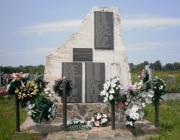 A sztálini lágerek áldozatainak emlékműve
