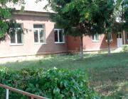 A Guti Általános Iskola az új nyílászárókkal