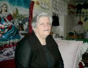 Tresza Mária, a KMKSZ-alapszervezet elnöke