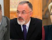 Öten maradtak a régi kormányból: Jurij Kolobov, Olekszandr Lavrinovics, Dmitro Tabacsnik, Rajisza Bohatirjova, Vitalij Zaharcsenko.