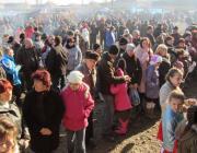 Több ezren voltak kíváncsiak a rendezvényre