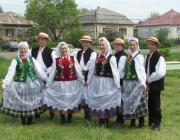 Lengyelországból érkeztek a hyznei táncosok