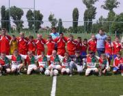 A labdarúgótorna résztvevői