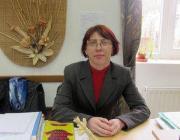 Hutterer Éva, a II. Rákóczi Ferenc Kárpátaljai Magyar Főiskola Pedagógia és Pszichológia Tanszékének tanára