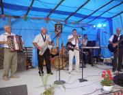 A Szanyi Sándor által vezetett zenekar