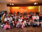 A Napsugár Hagyományörző Gyermekcsoport