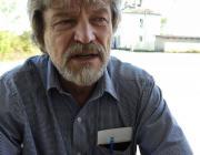 Szakács Gábor rovásírás-kutató