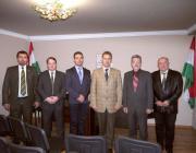 Találkozó a KMKSZ vezetőivel
