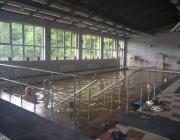 A nagy termálvizes medence