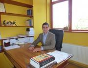 Balogh Oszkár vállalkozó, a KMKSZ gazdasági felelőse