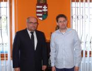 Dr. Brenzovics László és Vida Péter
