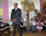 Mester András, Mezőgecse polgármestere