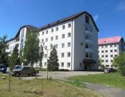A beregszászi kórház legújabb épülete