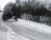 Munkában a tiszakeresztúriak tolólapos traktora